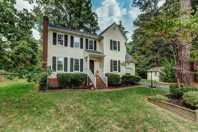 11224 Church Grove Court Henrico, Virginia