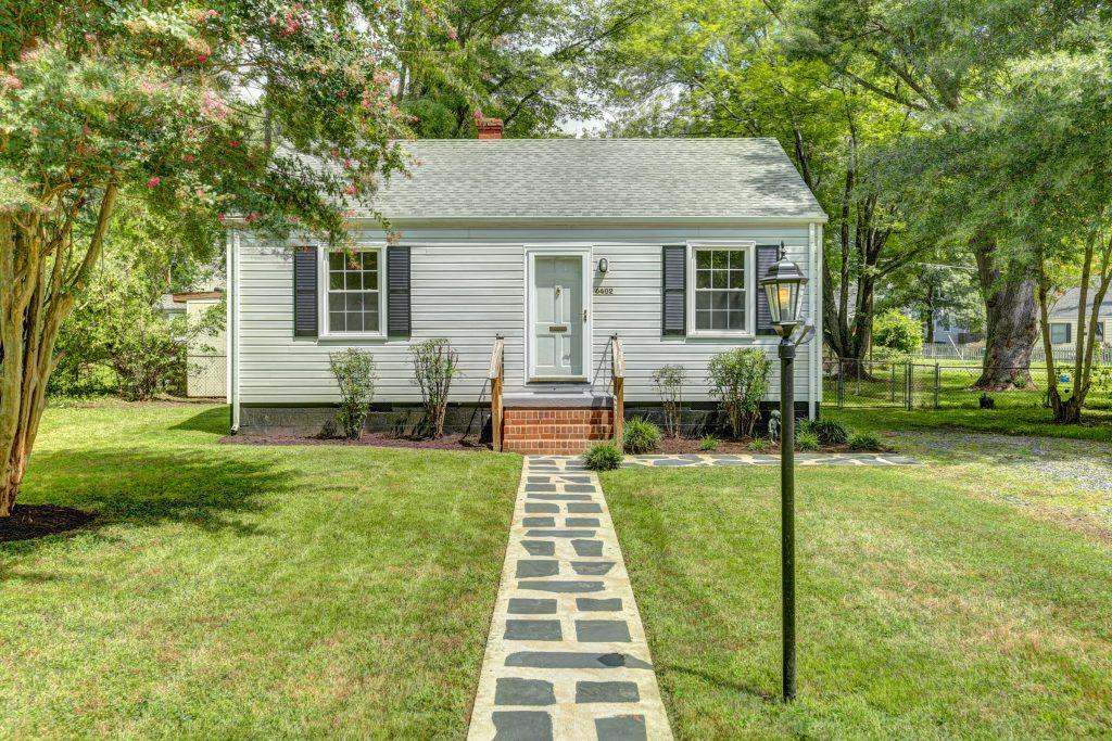6402 Fitzhugh Avenue Richmond, Virginia