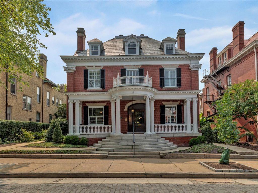 1825 Monument Avenue Richmond, Virginia