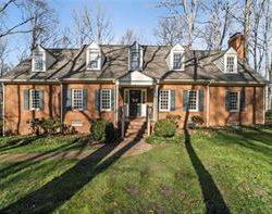 11567 Primrose Lane Rockville, Virginia 23146-